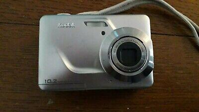 2 Megapixels Kodak Easyshare - Kodak easyShare C180 10.2 megapixels camera Silver
