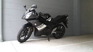 2012 YAMAHA YZF-R15 BLACK LAMS APPROVED MOTORCYCLE Hamilton Brisbane North East Preview