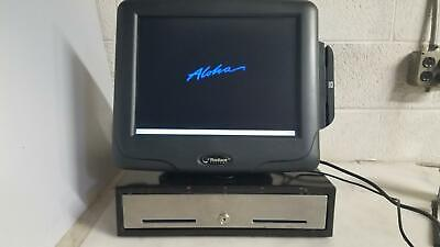 Radiant Systems P1515 Pos Touch Screen Terminal W Hard Drive