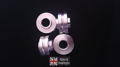 10Mm Radial Caliper Spacers  Set Of 4  To Fit Cbr Gsxr Zx6r Zx10r R1 R6    More