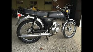 60's and 70's motorcycles yamaha suzuki