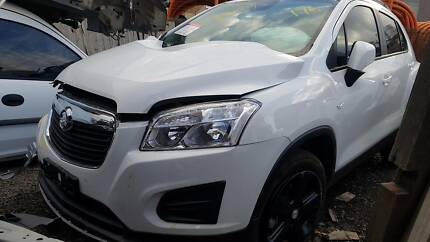 Holden TRAX 1.8L - Now wrecking - Parts Only