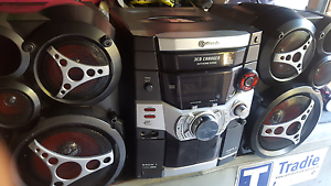 3 disk changer stereo Springwood Logan Area Preview