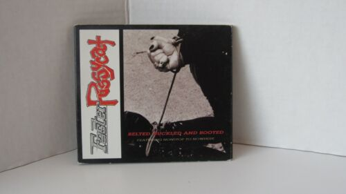 Belted Buckled & Booted [EP] by Faster Pussycat (CD, Jul-1992, Elektra (Label))