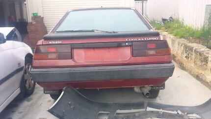 1985 Mitsubishi Cordia Hatchback Beechboro Swan Area Preview
