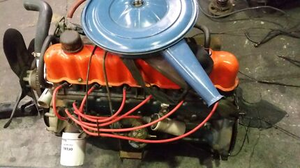 Ford Falcon XY engine & automatic  Austral Liverpool Area Preview