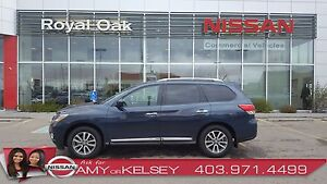 2016 Nissan Pathfinder SL *TOW PACKAGE LEATHER/REMOTE STARTER*