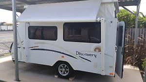 2009 Jayco Discovery 12'6 rear door pop top Millbank Bundaberg City Preview