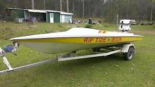Matra Missile 16 foot ski boat, Tabulam Tenterfield Area Preview