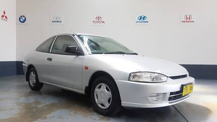 1999 Mitsubishi Lancer Coupe North St Marys Penrith Area Preview