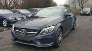 Mercedes-Benz C 220 d Coupe 4Matic AMG Line/Pano/Distronic/19Z