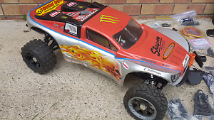 Rovan baja 5b.  2 stroke. Rc. 30.5cc. Spares. Caboolture Caboolture Area Preview