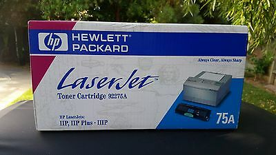 NEW OEM HP laserjet toner cartridge 92275A 75A IIP IIP plus IIIP Black