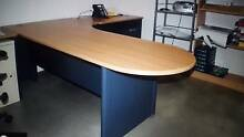 Heavy Duty Professional Office Corner Desks - Delivery Available Hawthorn Boroondara Area Preview