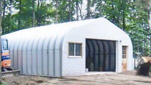 20' x 30'New Steel Building
