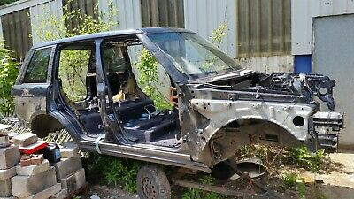 range rover l322 body shell with logbook v5