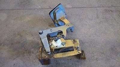 Yale Forklift Fork Lift Stock Picker Stacker Throttle Gas Pedal Switch Mount