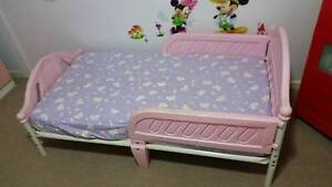 Toddler bed and mattress Deception Bay Caboolture Area Preview