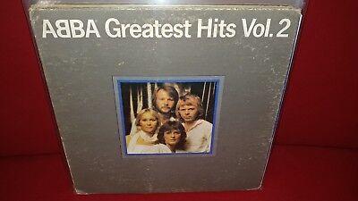 Abba - Greatest Hits Vol. 2 - Rare Venezuela Print VIK Records in Good Cond - L4 for sale  Orlando