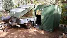 Off road 4x4 Camper trailer Armadale Armadale Area Preview