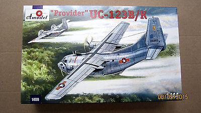 - UC-123K 'Provider' USAF aircraft    1/144  Amodel  # 1408