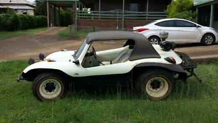 VW Manta 1800cc Dune buggy Branyan Bundaberg Surrounds Preview
