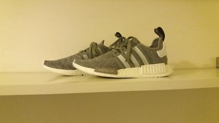 adidas NMD Grey Glitch