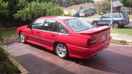 1991 Holden Berlina Sedan v8 swap
