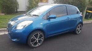 2006 TOYOTA YARIS MANUAL HATCH QUICK SALE Wollongong Wollongong Area Preview