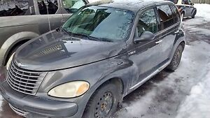 2004 pt cruiser limited edition