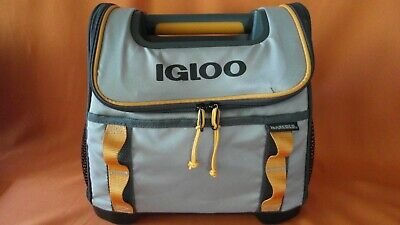 Igloo Playmate Gripper Cooler Bag (18 cans) New!
