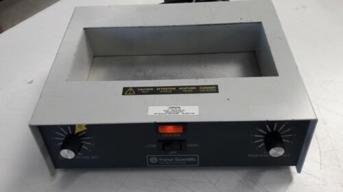 Fisher Scientific Dry Bath Incubator 11-718-4 VARIABLE HEATER /No Grill or block