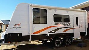 2015 Jayco Starcraft Outback Wallaroo Copper Coast Preview