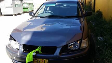 Toyota Camry series Sedan 1999 Grey Smithfield Parramatta Area Preview