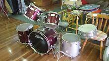 Mirage Drumset Leumeah Campbelltown Area Preview