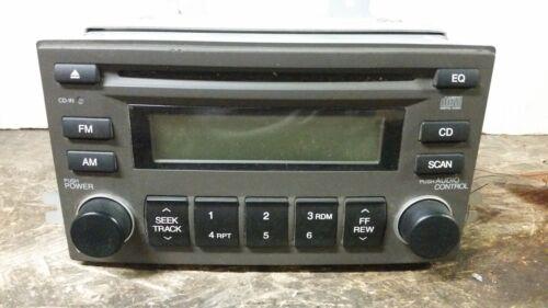 06 07 08 09 10 Hyundai Accent CD Radio 96100-1E481AR  M-445MLA
