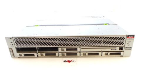 Oracle Sun Sparc T4-1 Server 8-core 2.85ghz 256gb Ram 8x 300gb