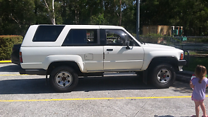 Toyota 4runner Highland Park Gold Coast City Preview