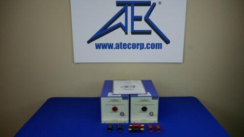 Com-Power LI-350 10kHz-400MHz 5uH 50A LISN for DO160 / MIL-STD 461, pair
