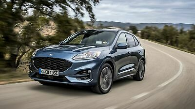 Ford Kuga PHEV Update 4