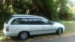 2004 Holden Commodore Stationwagon WA Rego with LPG/Autogas Perth Perth City Area Preview