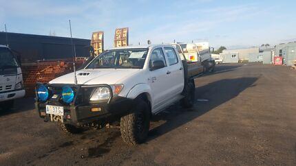 2008 Toyota Hilux Ute Spreyton Devonport Area Preview