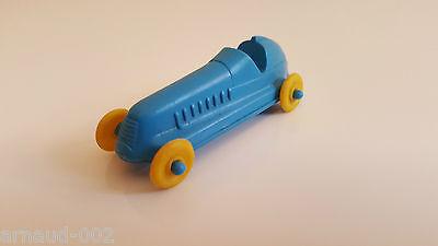 Lido (ou autre) - ancienne voiture de course miniature en plastique (usa / '50)3