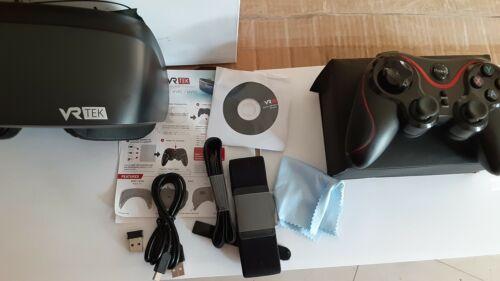 VR TEK PC VIRTUAL REALITY HEADSET WVR2