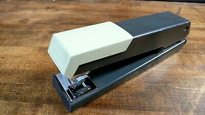 Vtg Stapler Acco 41 Industrial Metal Desk Made In Usa