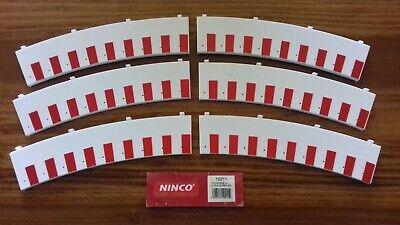 Ninco kit Cordoli interni codice 10211 per curva Super esteriore R4