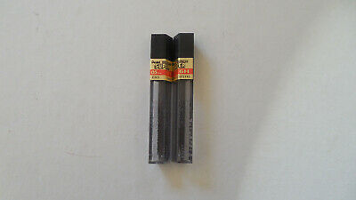 Pentel 0.5mm Lead 6h 2 Tubes