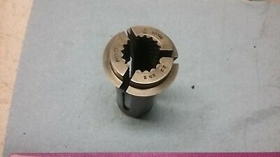"""7//16/"""" ROUND SERRATED  FOR BROWN AND SHARPE SCREW MACHINES #22 COLLET"""