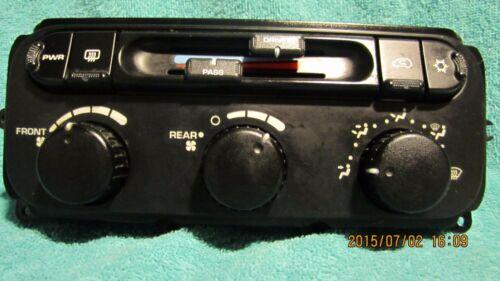 SHIPS SAME DAY! Chrysler 05005003AF Climate Control Module P05005003AF     Dodge
