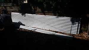 40 sheets of corrugated roofing iron Deagon Brisbane North East Preview